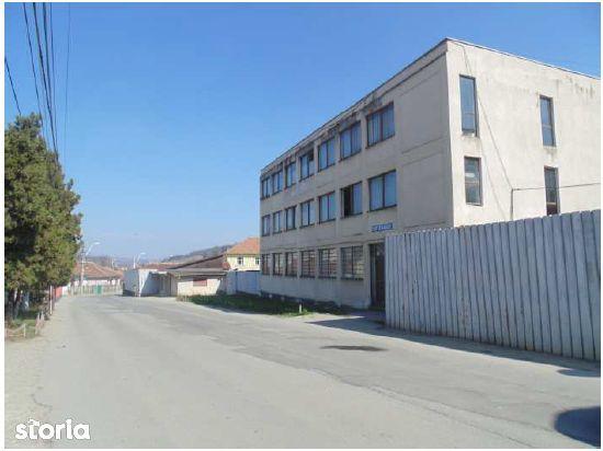 Spatiu industrial cu teren 5.974 mp situate in Str. Gloria 10,Medias