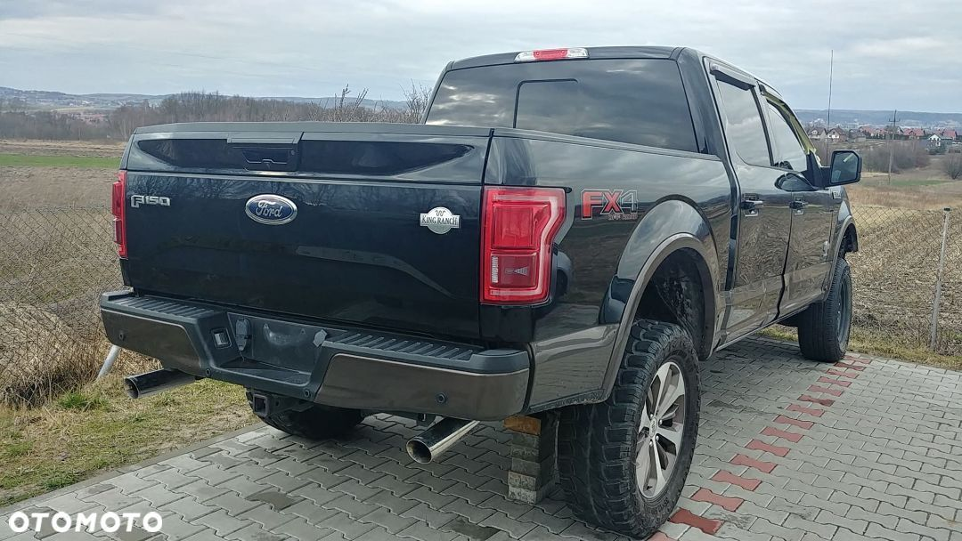 Ford F150 Ford F150 V6 King Ranch po opłatach - 11