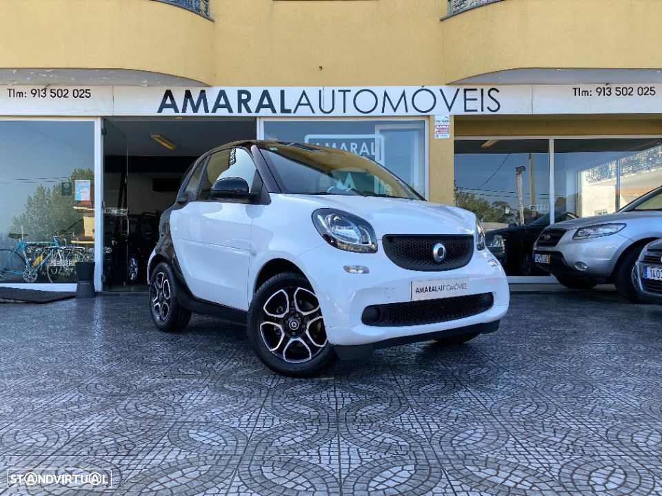 Smart ForTwo 1.0 Edition 1 71 - 1