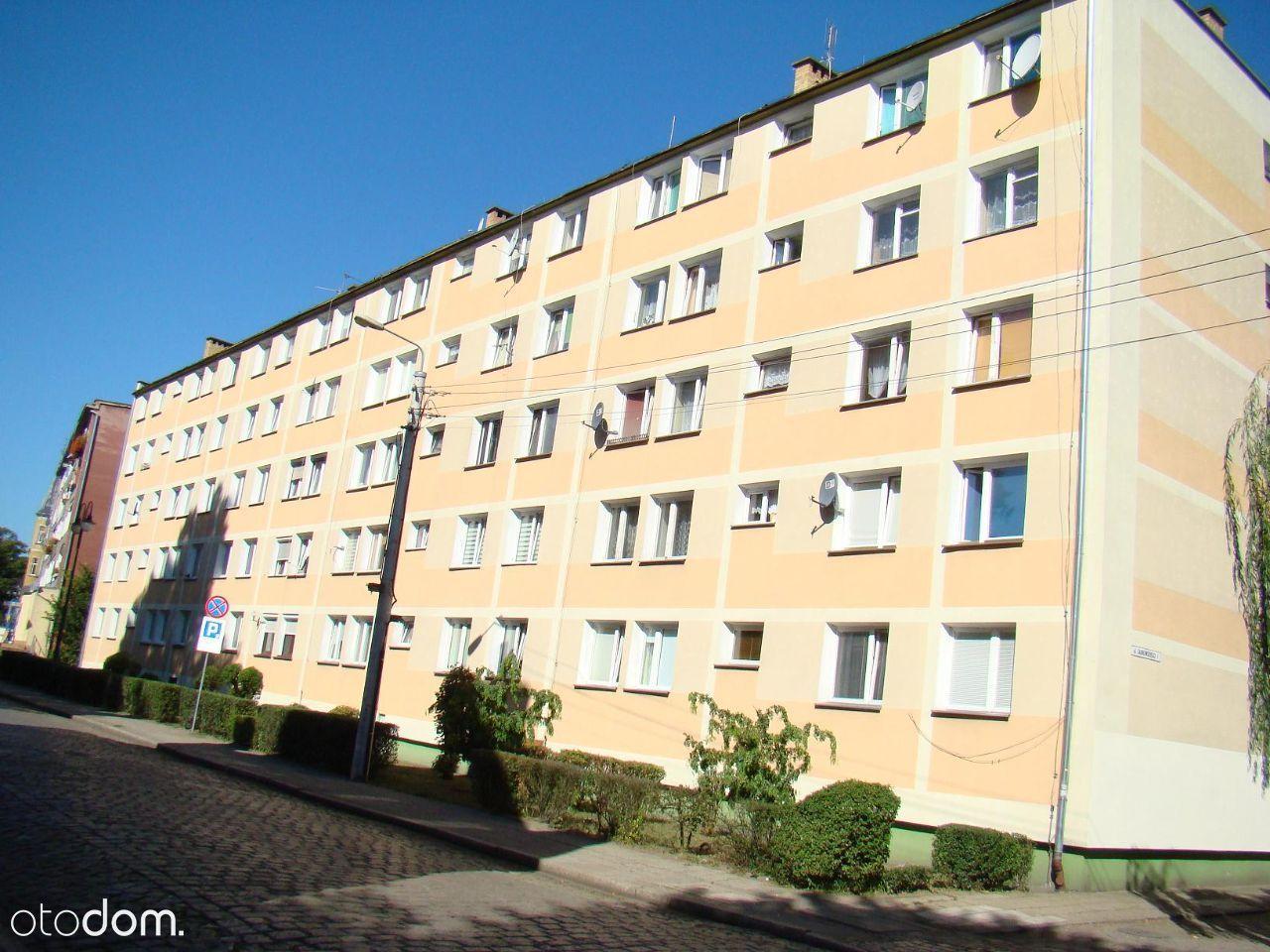 Mieszkanie 2 pokojowe, II p. blok ul. Dąbrowskiego