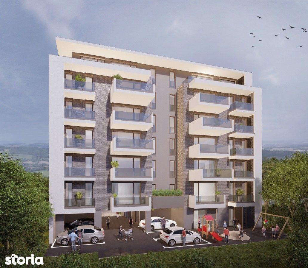 Bucuresti4 - apartamente cu 2 si 3 camere - Cluj Napoca