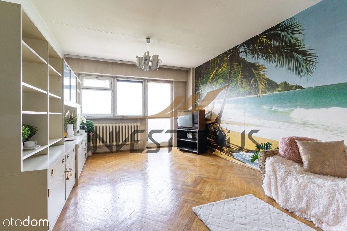 Słoneczne 2 pokoje+ balkon+ piwnica, zieleń