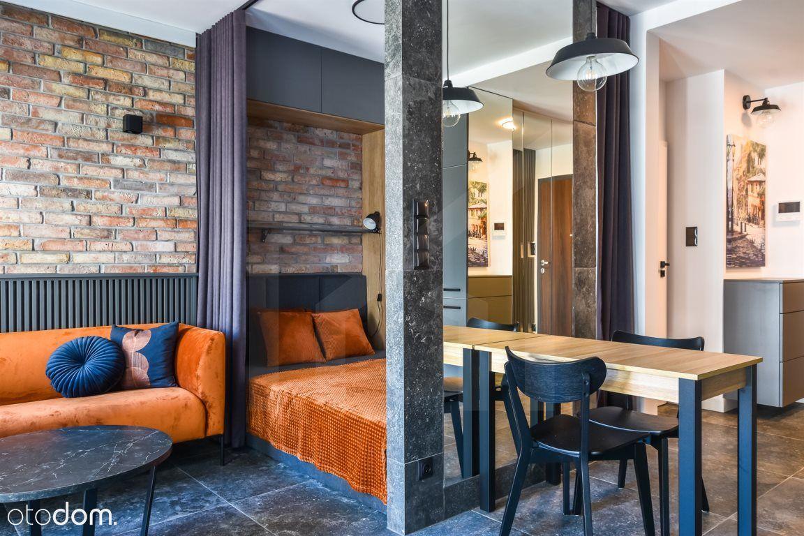 Mieszkanie typu studio w ścisłym Centrum