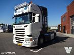 Scania R450 Euro 6, Topline, Opticruise 2-pedal, Retarder - 2