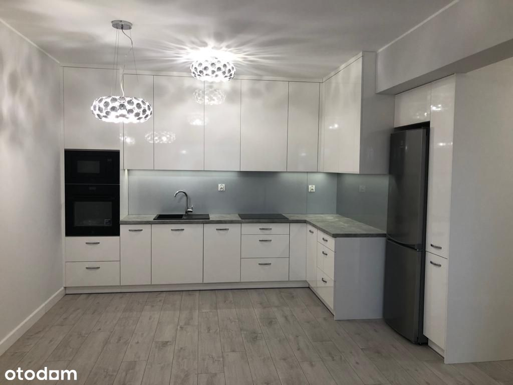 Nowe mieszkanie 3 pokoje - Paderewskiego