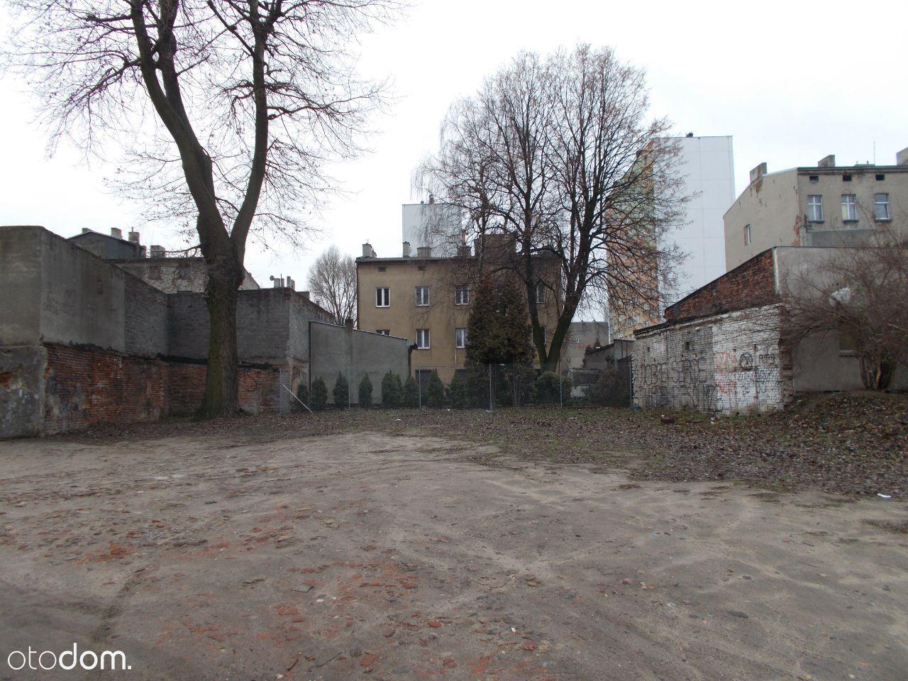 Atrakcyjna działka budowlana w centrum Łodzi