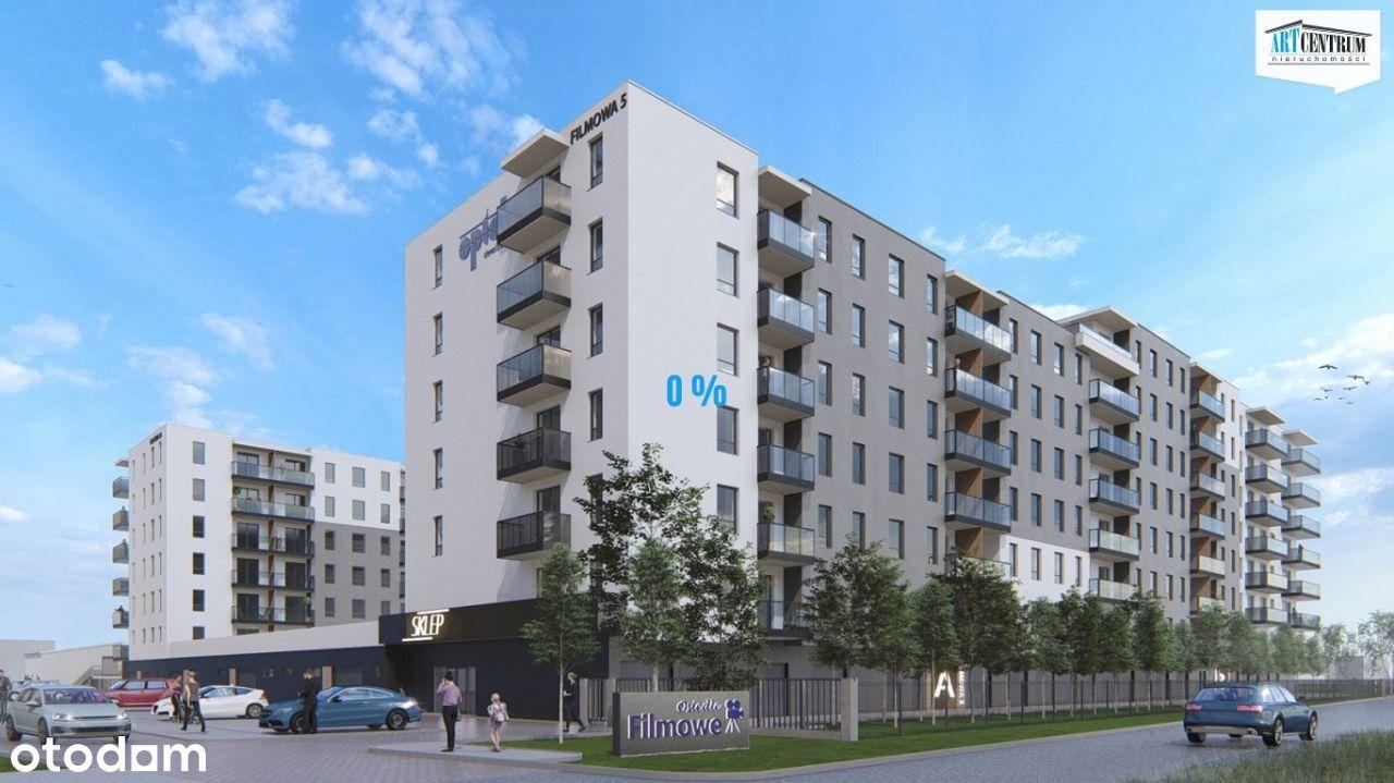 Mieszkanie - 3 pokoje Bydgoszcz Kapuściska