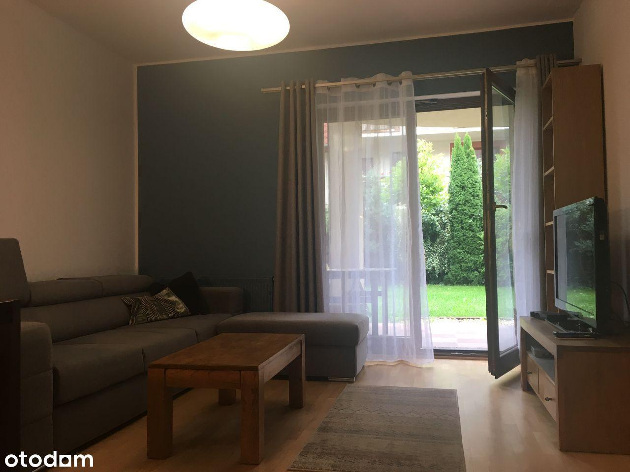 mieszkanie 3 pokoje + ogródek, Wysoka ul. Brzozowa
