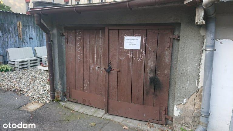 Sprzedam garaż w Gliwicach ul. Sienkiewicza