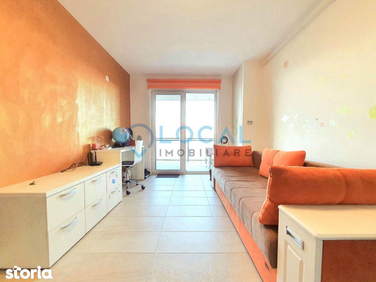 Apartament 2 camere, Semidecomandat, Modern, Parcare Buna Ziua