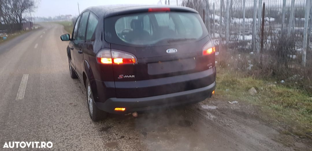 Fulie vibrochen Electroventilator racire Vas expansiune Ford s max an 2006 motor 1.8 TDCI tip QYWA - 1
