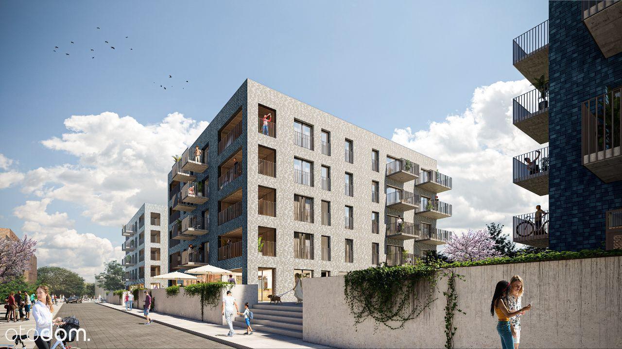 Osiedle GLIVIA III ETAP/ Apartament z balkonem