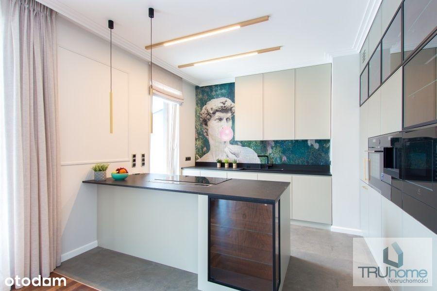 Luksusowy apartament z tarasem, Park Bażantów