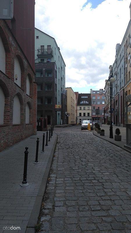 Szczecin / ul. Tkacka - Brama Portowa