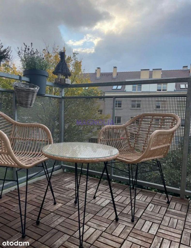 Nowe! 3 pokoje + balkon + ogród + miejsce