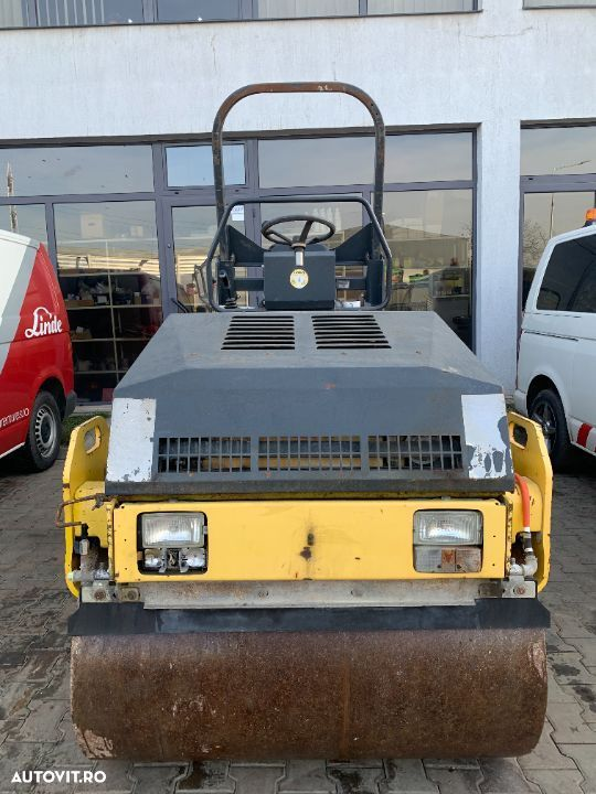 Bomag Cilindru Compactor Bomag BW 120 AD-3  3.5t - 2