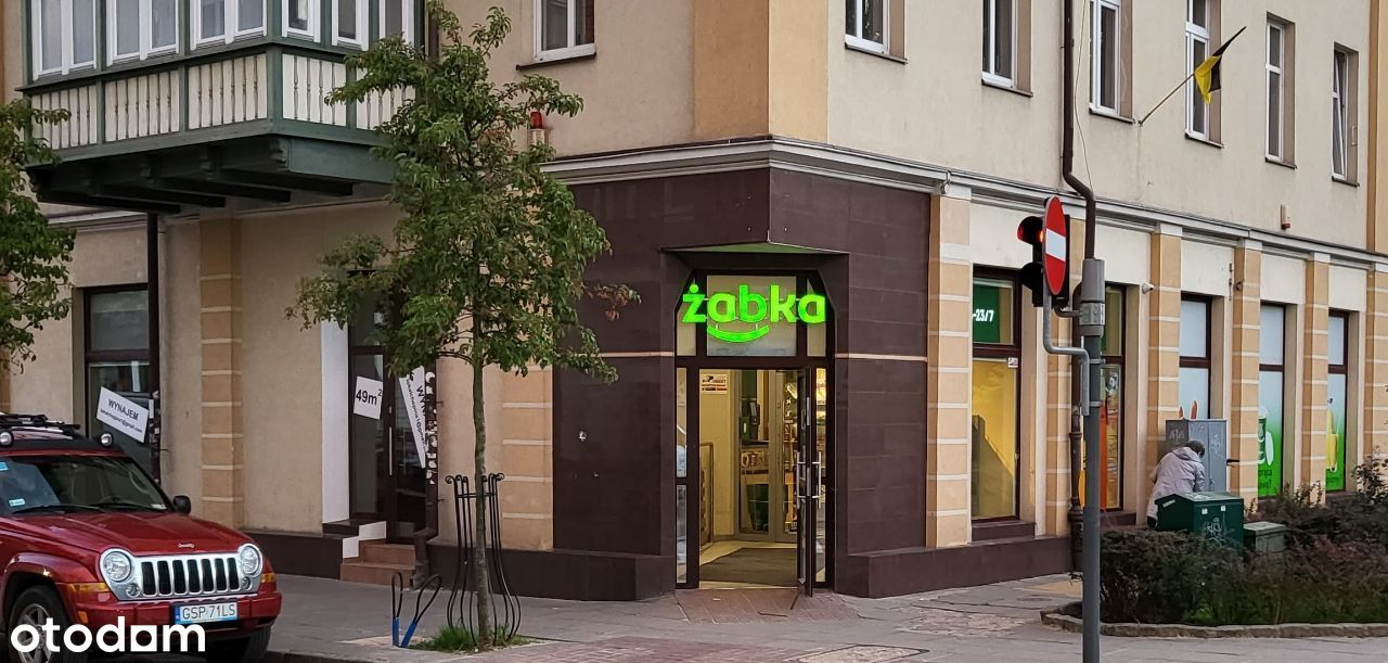 Lokal użytkowy 49m2 centrum Sopotu