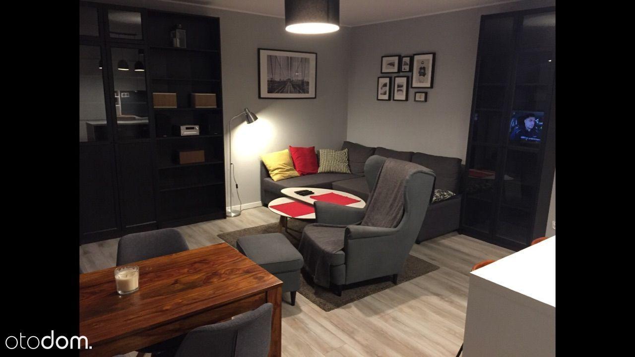 Wynajmę mieszkanie 2 pokoje 47m2 styl skandynawski