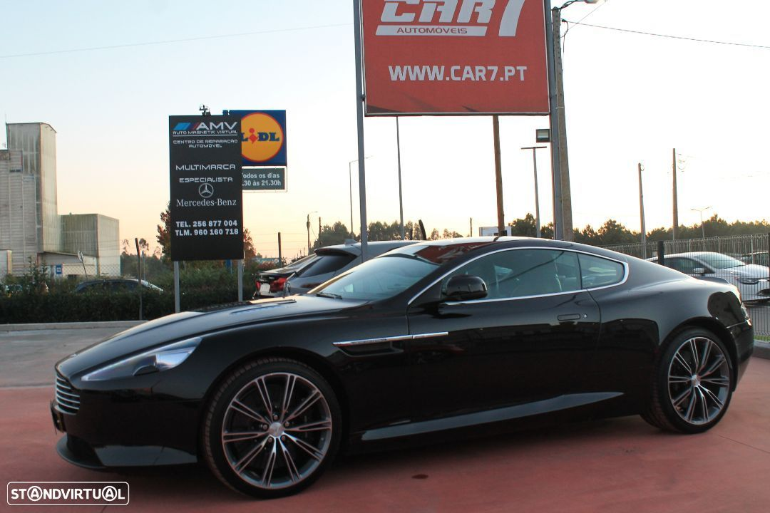 Aston Martin DB9 Coupe - 2