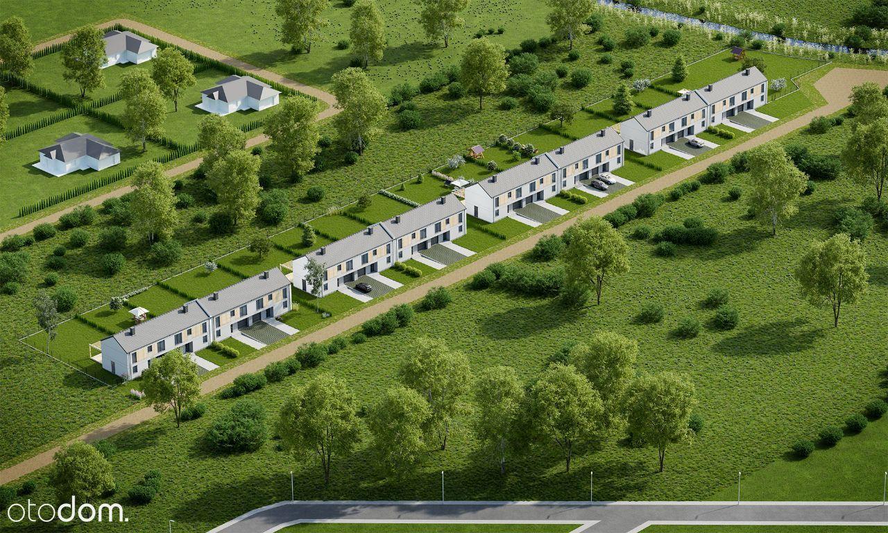 Segment 109 m2, 5 pokoi, garaż, działka 350-450 m2