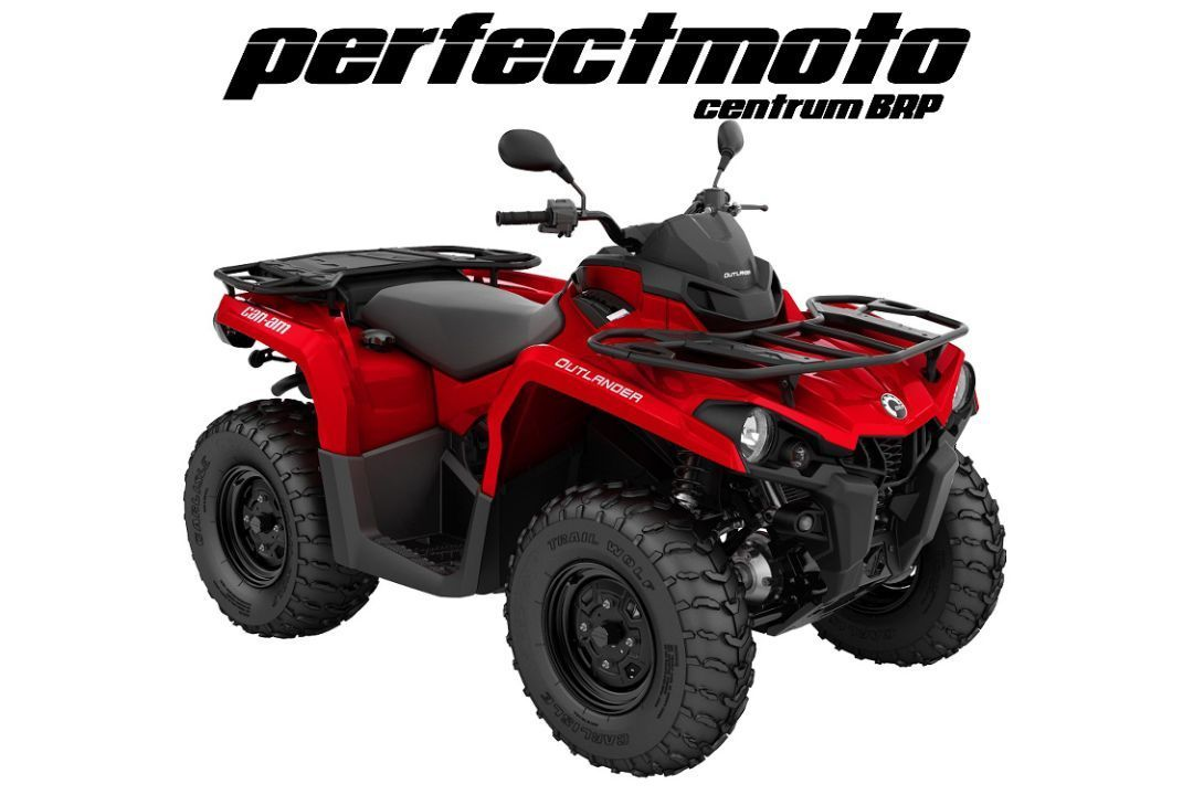 Can-Am Outlander Outlander 450 STD T3b NEW 2021 - 5