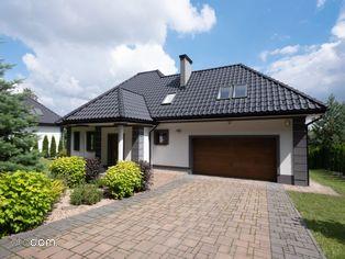 Dom wolnostojący 185 m2 - Wille Zalesie -Iwanowice