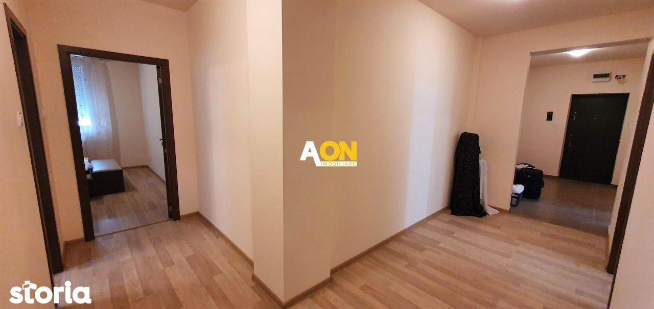 Apartament 3 camere, 87 mp utili + boxa, mobilat, etaj 2, A. Saligny