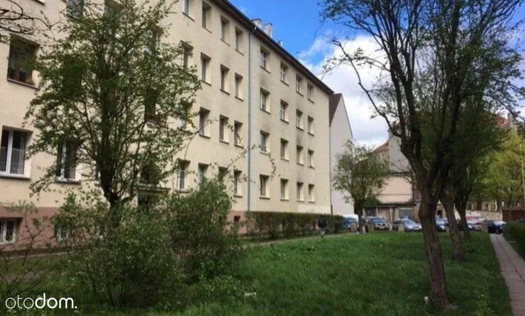 Pogodno mieszkanie 48 m2, 2 pokoje z balkonem