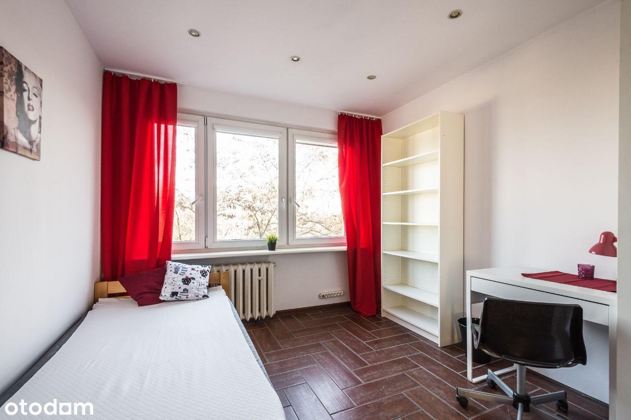 Duży pokój 1 os Alfreda Dauna • Bonarka • Wielicka