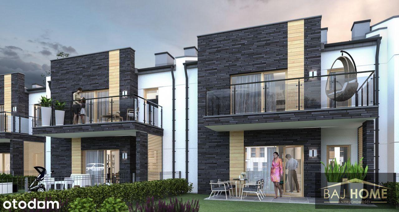 Przestronne apartamenty z dużym balkonem etap II