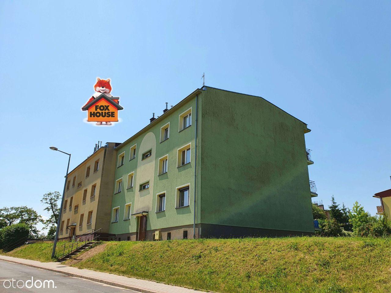 I pierwszę piętro - balkon - 2- pokoje