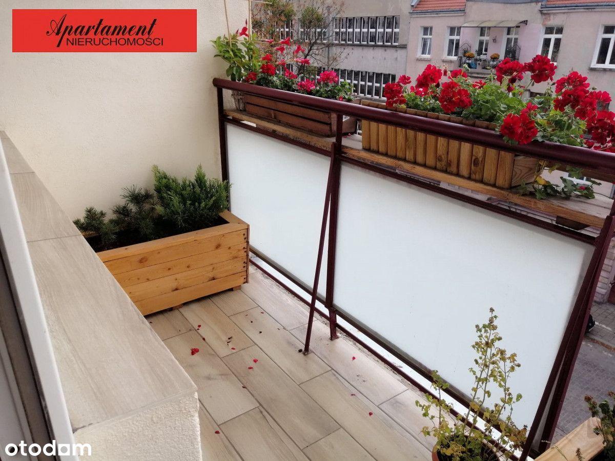 2 pokoje z balkonem na Przedmieściu Oławskim!