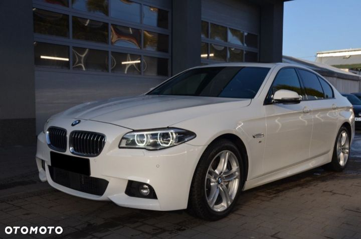 BMW Seria 5 BMW 535d xDrive M pakiet lift - 1