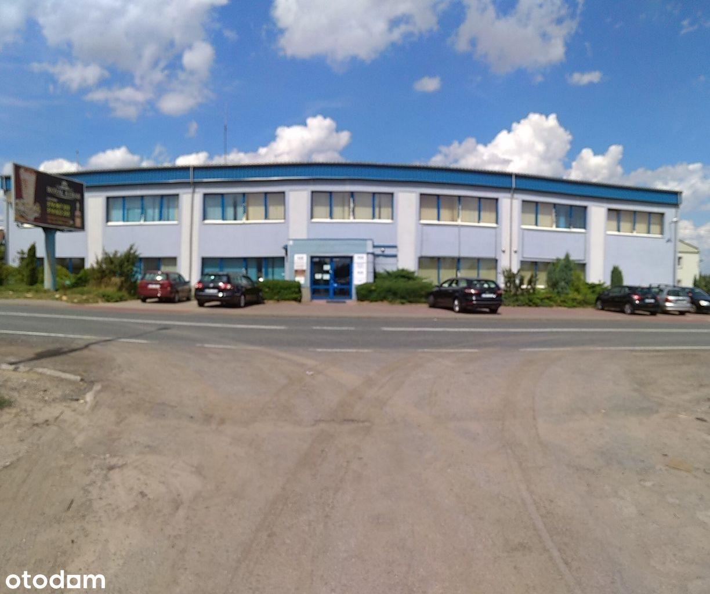 Budynek kliniki medycznej