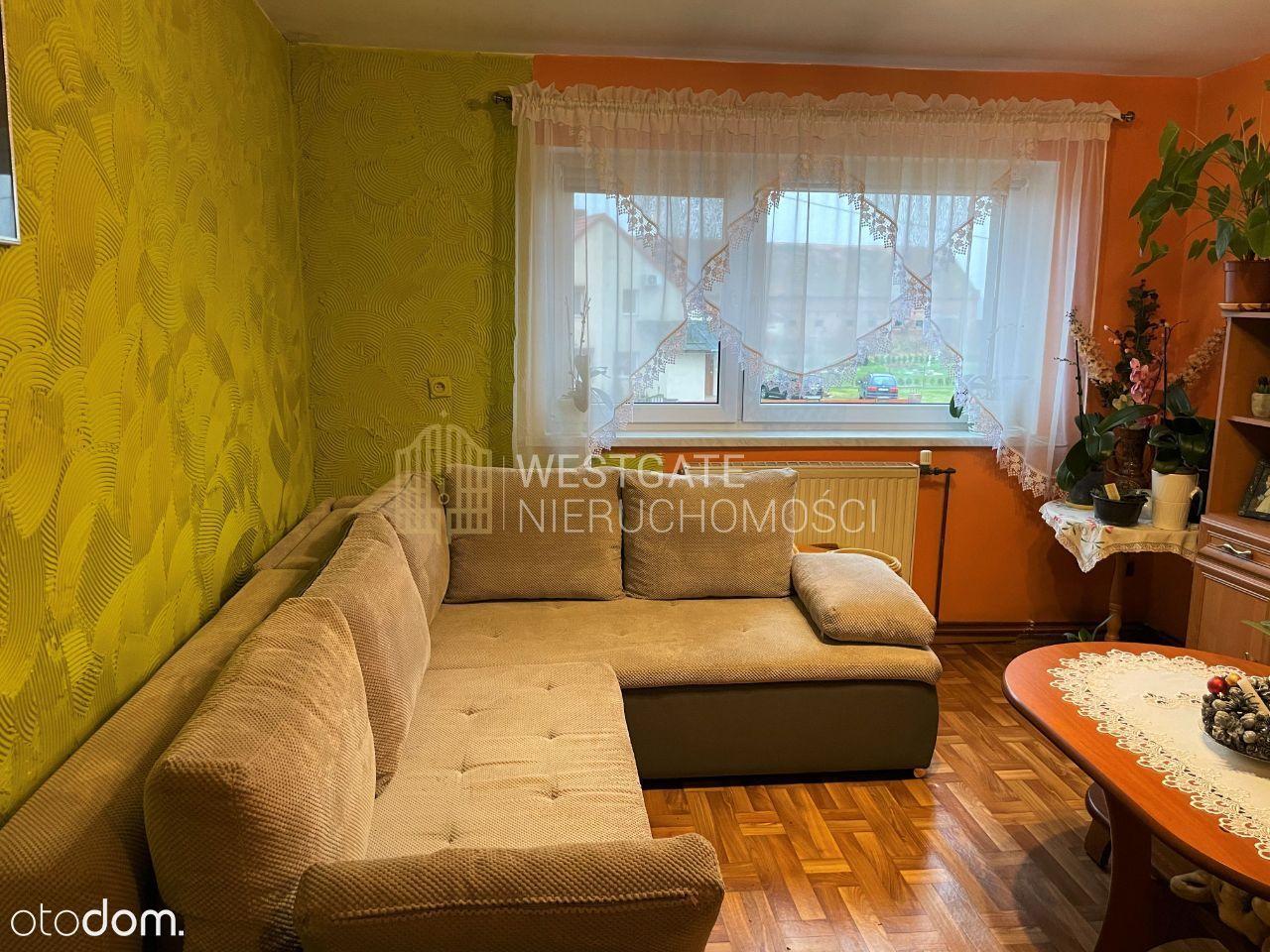 Mieszkanie we wsi Karów - 55m2 + garaż + działka