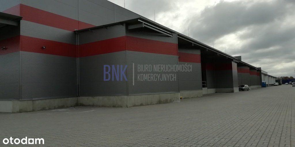 Magazyn 1400 mkw w Piasecznie
