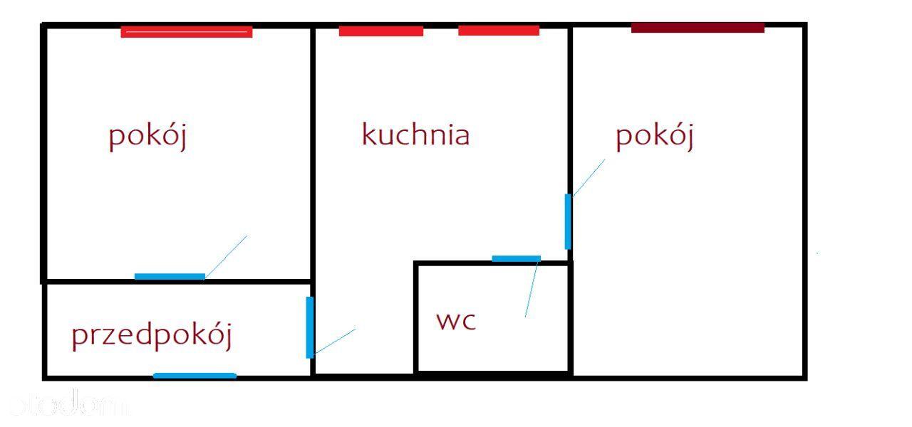 Mieszkanie w kamienicy Krapkowice