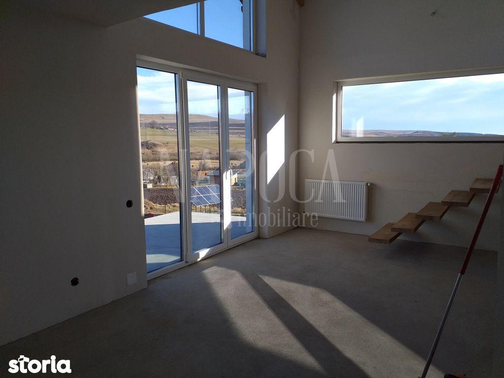 Casa individuala cu 4 camere si teren in Valcele!