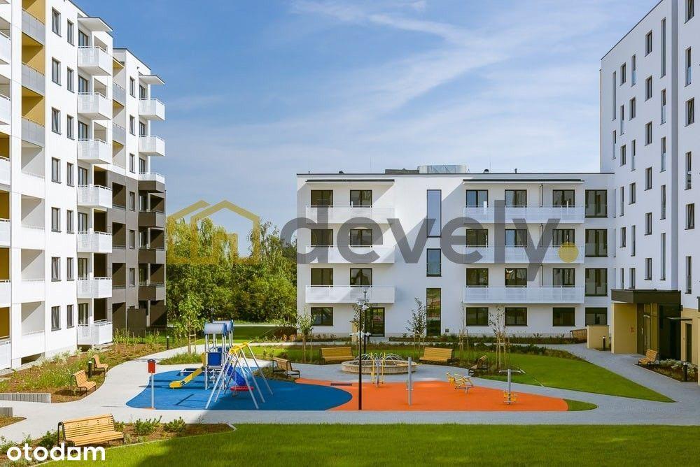 77 m2 Ostatnie duże mieszkanie z ogródkiem !!!