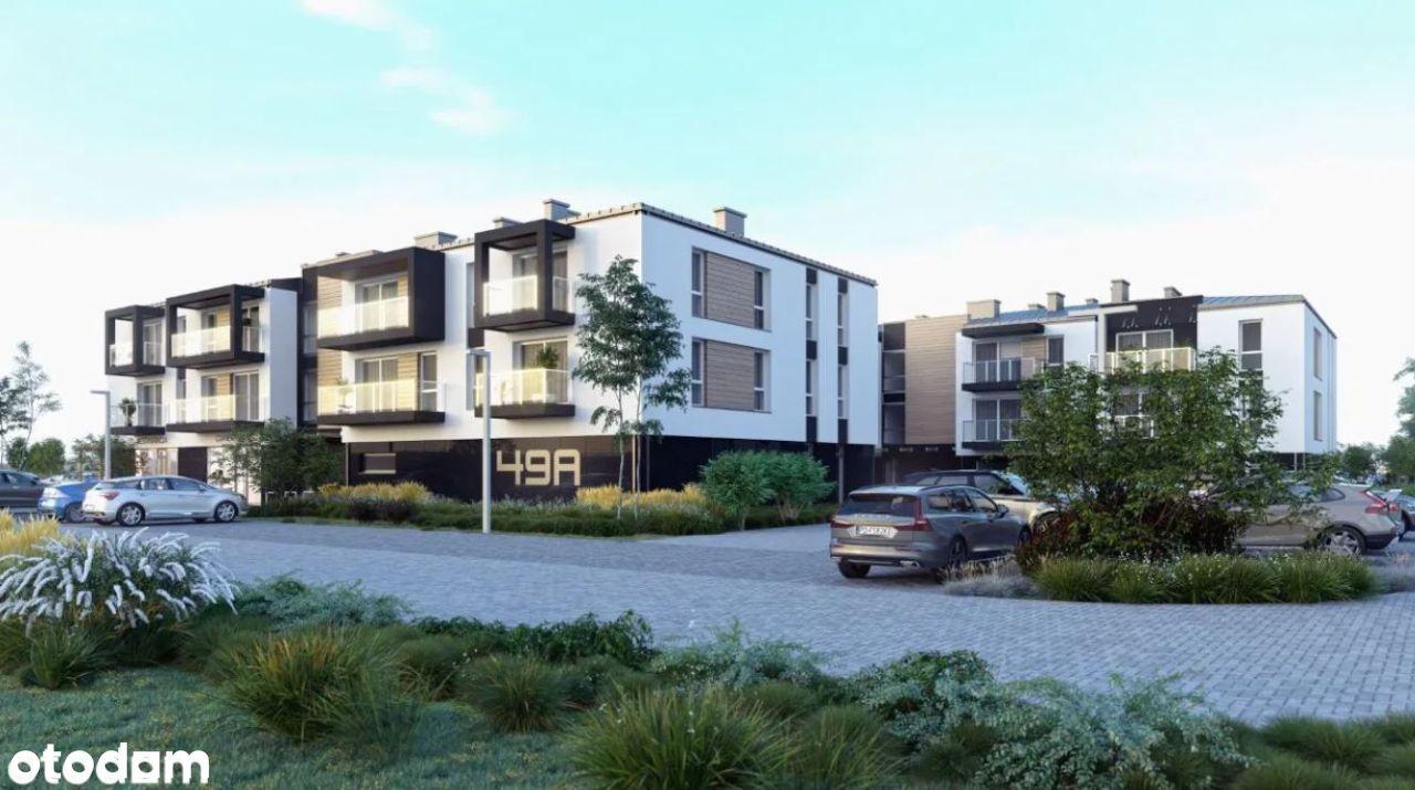 Nowy Jarocin II | ustawne mieszkanie 39,5 m2 | C14