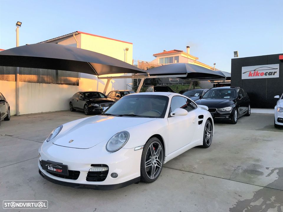 Porsche 997 911 Turbo Tiptronic - 3