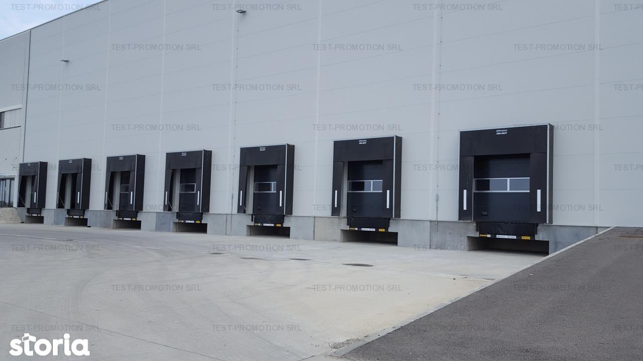 Parc logistic depozit productie depozit farmaceutic hala ind