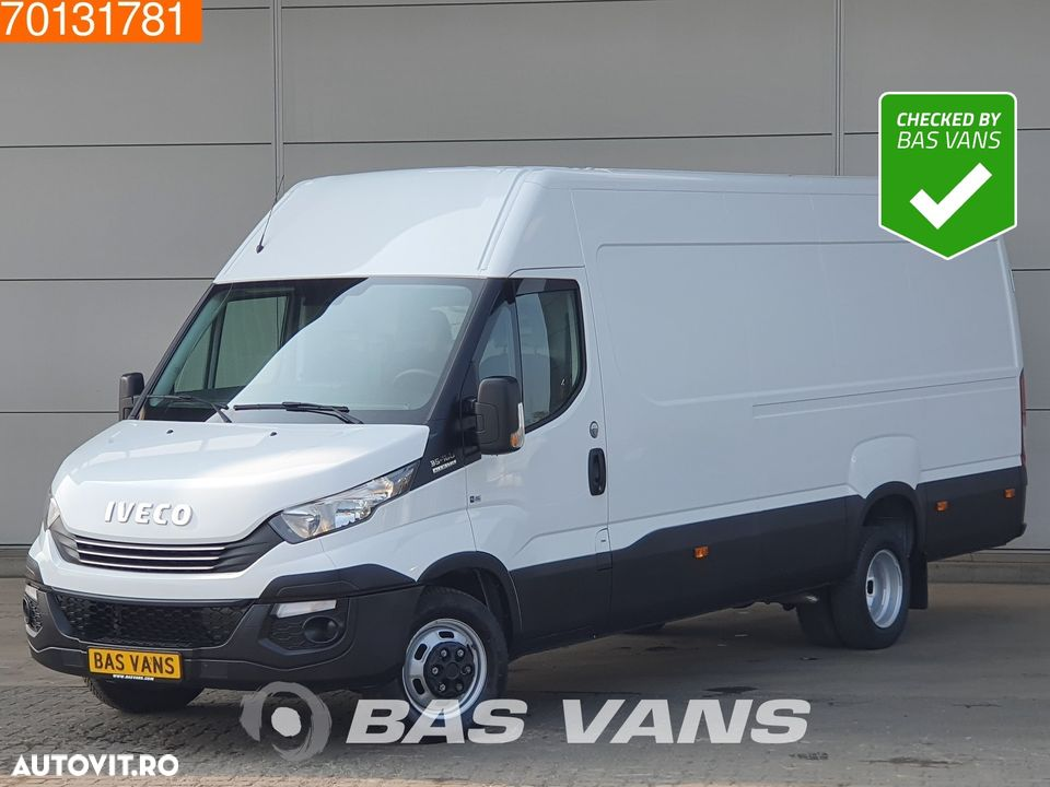 Iveco Daily 35C16 160PK Automaat Dubbellucht Airco L3H2 16m3 Airco - 1