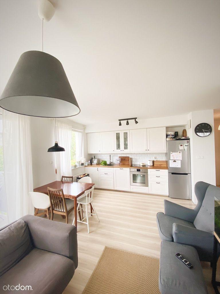 Piękne, jasne i przestronne 3 pokojowe mieszkanie