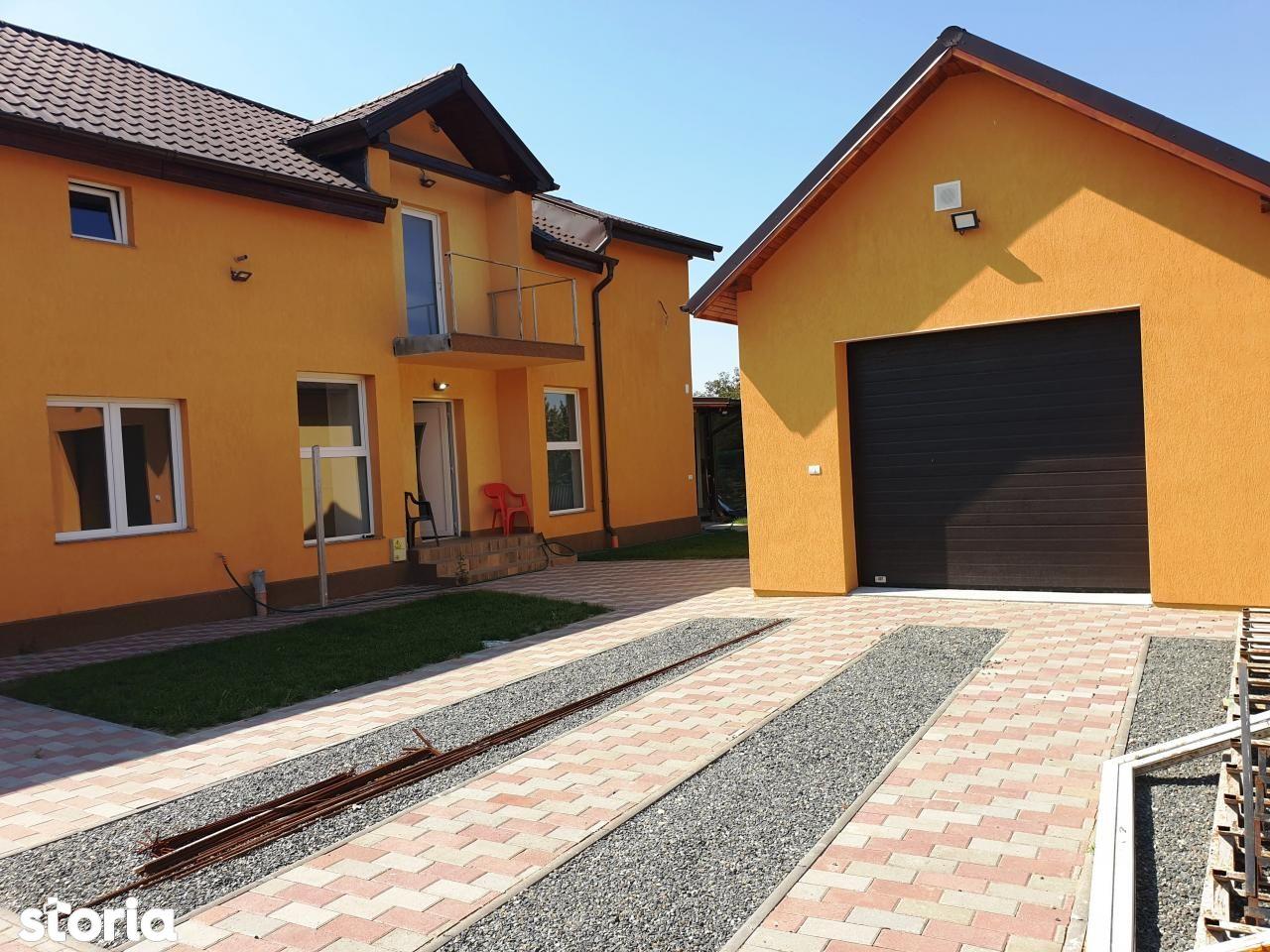 Casa noua Sannicolaumic Arad spatioasa finisata libera