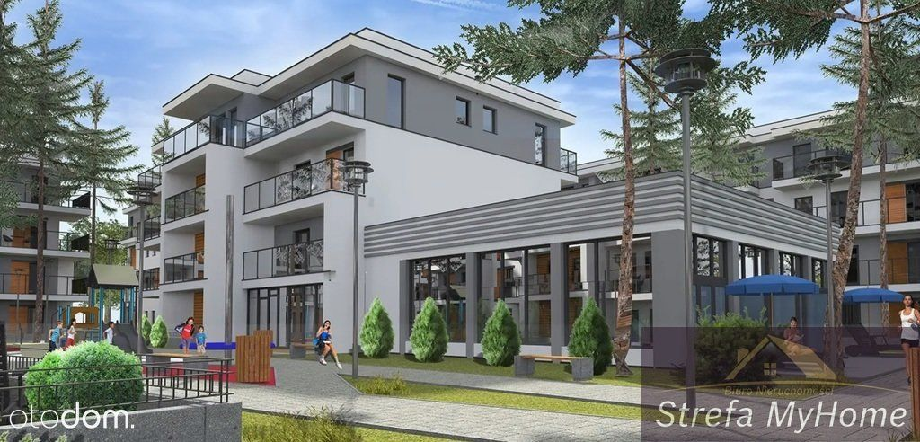 Ekskluzywny dwupokojowy apartament w Pobierowie
