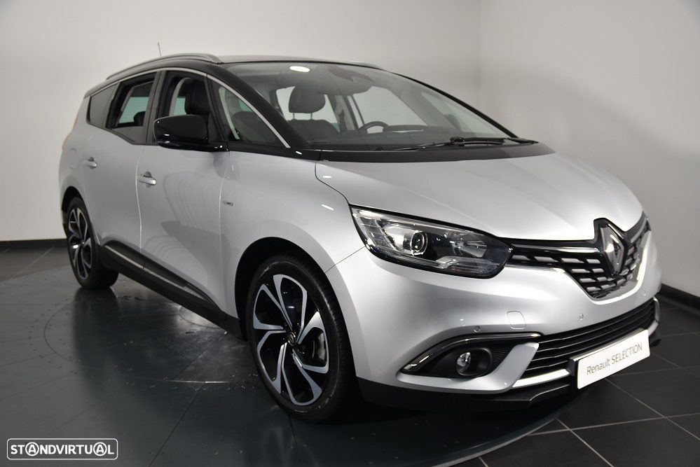 Renault Grand Scénic 1.7 Blue dCi Bose Edition EDC - 1