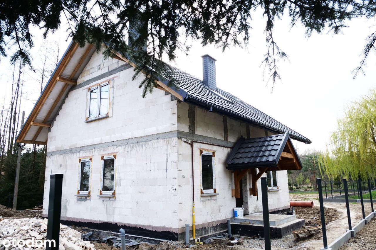 Nowy Dom 130m2 z Dużą Działką 10ar - Wysoka Łańcut