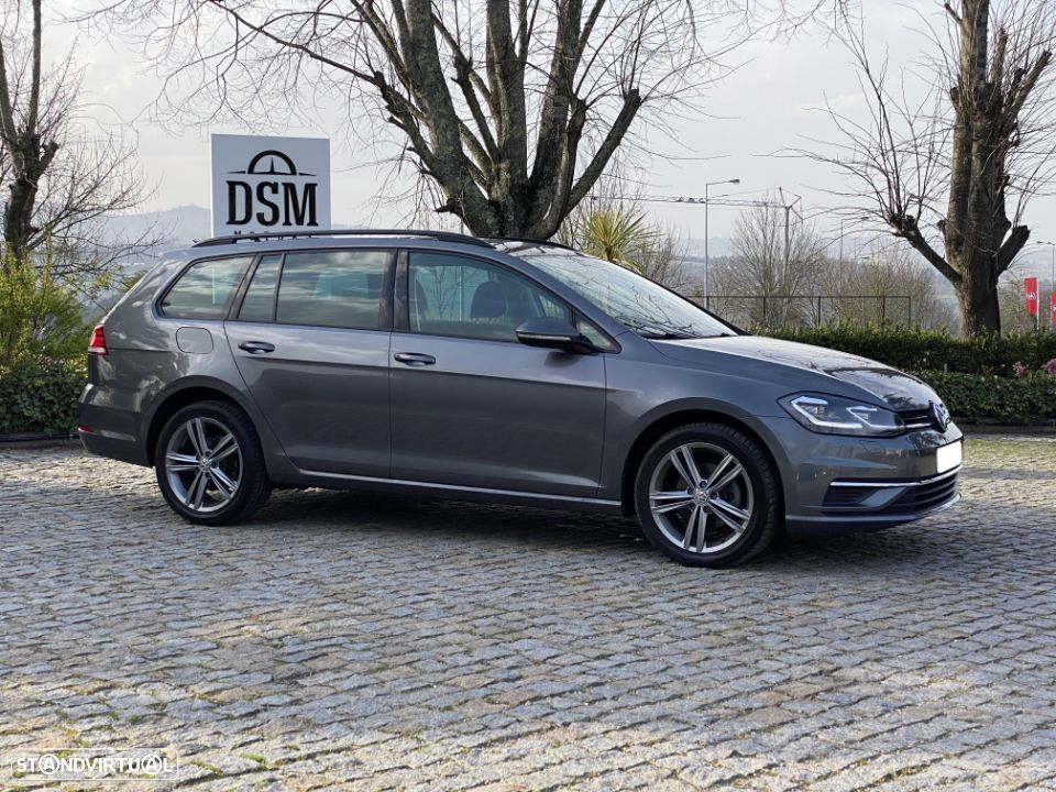 VW Golf Variant 1.6 TDI Highline - 3