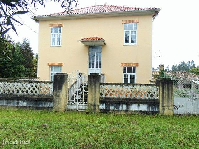 Moradia V4 - Beco - Macinhata - Águeda (AVEIRO)